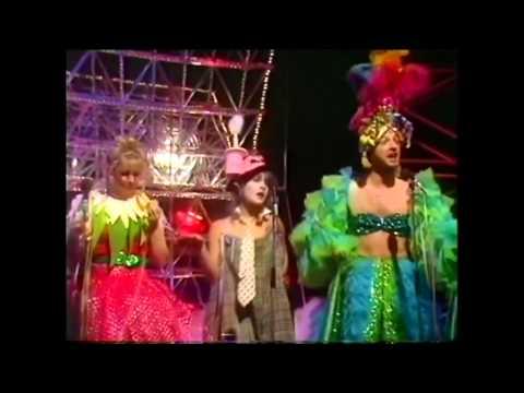 Bucks Fizz - The land of make believe 1981 - Top of The Pops 1982