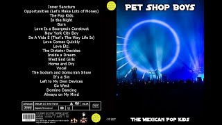 Pet Shop Boys Domino Dancing Mexico 2017