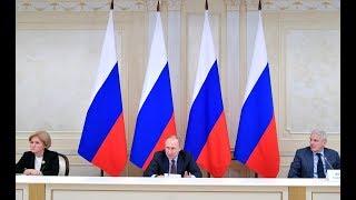 Губернатор Вячеслав Шпорт принял участие в совещании по развитию среднего профессионального образования
