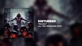 Disturbed - Monster [Official Audio]