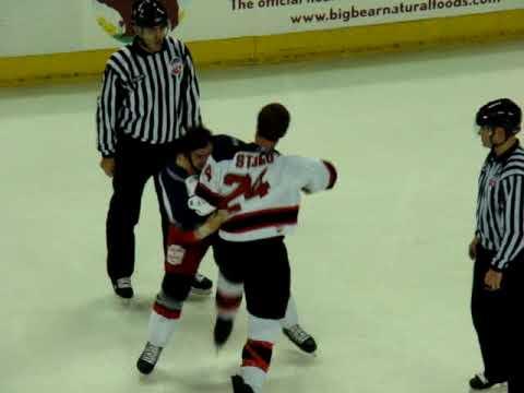 Myles Stoesz vs. Brett Gallant