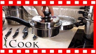 Паровой замок VITALOK в посуде #icook #dom
