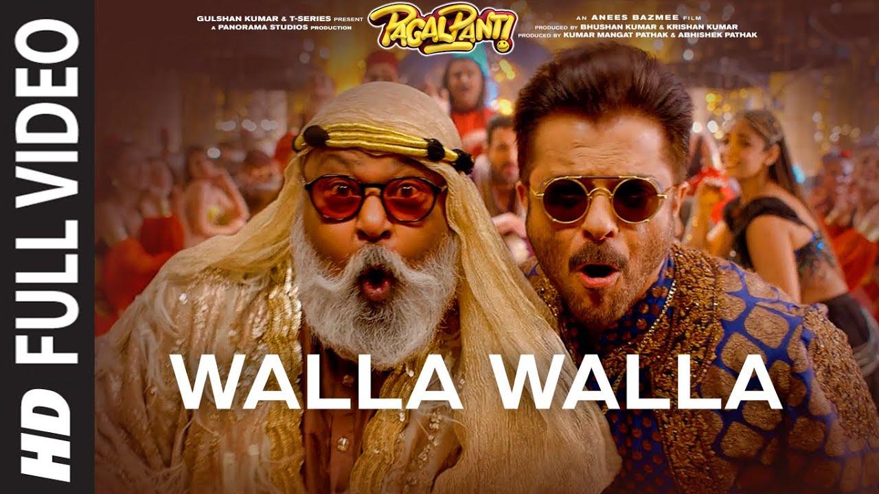 Walla Walla Hindi lyrics