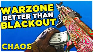 10 Reasons WARZONE is Better Than BLACKOUT