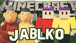 PAT A MAT V MINECRAFTE - JABLKO  (Minecraft CZ/SK Minifilm) 4K
