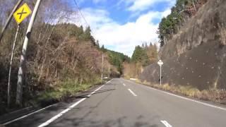 茨城県のツーリングスポット、グリーンふるさとラインの一部だぞ