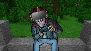 Minecraft In VR Oculus Rift Touch VR Minecraft Download The - Minecraft oculus rift spielen
