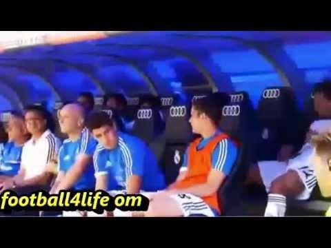 Những khoảnh khắc vui nhộn trong bóng đá