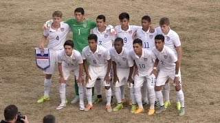 preview picture of video 'U-16 BNT vs. Romania: Highlights - Jan. 19, 2015'