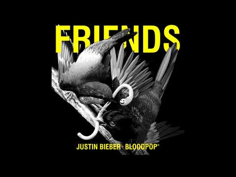 Friends (Audio) - Justin Bieber  (Video)