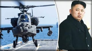 HE DID IT! TRUMP JUST MOBILIZED ATTACK CHOPPERS IN SOUTH KOREA AS KIM READIES FOR CONFLICT