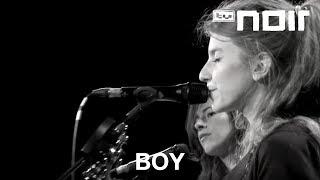 BOY - Drive Darling (live bei TV Noir)