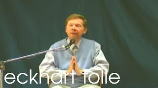 Not Expressing Emotions, Eckhart Tolle