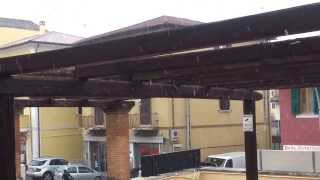 preview picture of video 'Nevica a Palestrina il 27 Gennaio 2014'