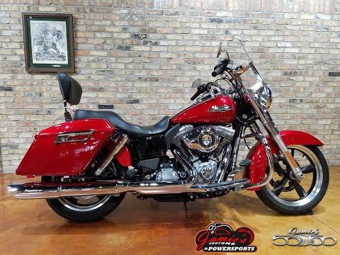 2012 Harley-Davidson Dyna® Switchback in Big Bend, Wisconsin - Video 1