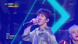 뮤직뱅크 Music Bank - 나나나(NANANA) - 임팩트 (IMFACT).20180928