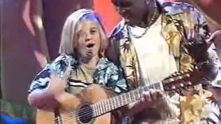1998 :: Aaron Carter :: Surfin' USA