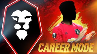 SIGNING MANCHESTER UNITED WONDERKID!!! FIFA 20 SALFORD CITY CAREER MODE #33