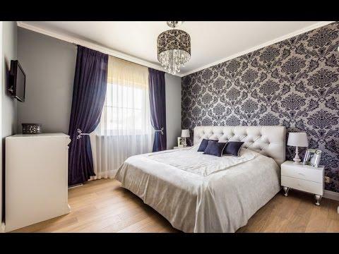 Интерьер Спальни в Современном Стиле 2018 / Bedroom interior in modern style /Schlafzimmer Interieur