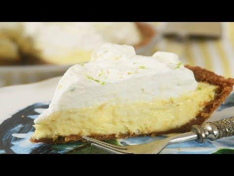 Key Lime Pie Recipe Demonstration – Joyofbaking.com
