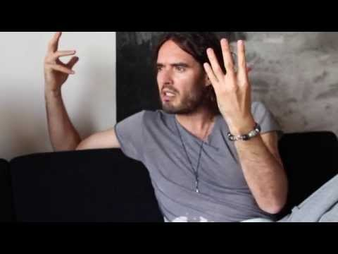 Russell Brand Interview