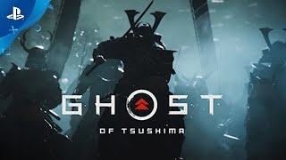 Ghost of Tsushima | PGW 2017 Reveal Trailer | PS4