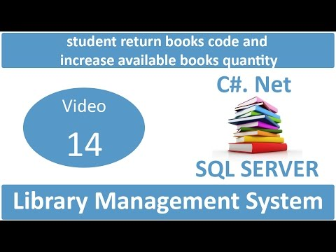 student return books code and increase available books quantity