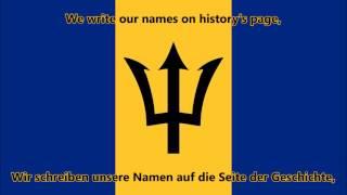 Nationalhymne von Barbados (EN/DE Text) - Anthem of Barbados