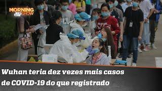 A China e a responsabilidade pelo vírus