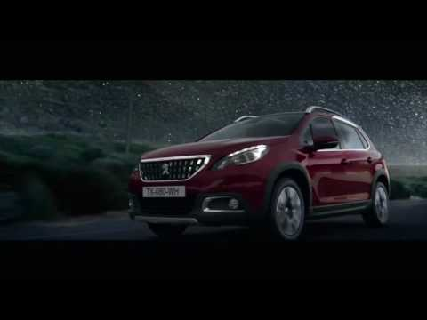 Peugeot  2008 Паркетник класса J - рекламное видео 1