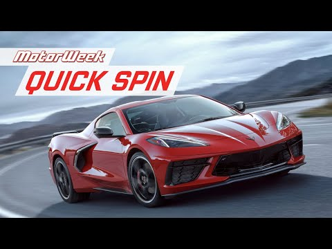 External Review Video ctnEOO0YD6k for Chevrolet Corvette Sports Car (C8)