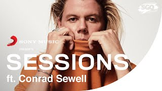 Conrad Sewell Performs 'Love Me Anyway'   Sony Studio Sessions