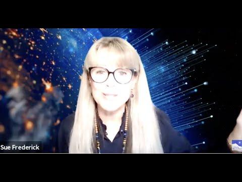 Jul 13th - Numerologist and Medium Sue Frederick