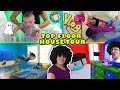 HOUSE TOUR 1 0 The Top Floor w Lexi Shawn Chase Mom Dad Rooms FUNnel Family Vlog