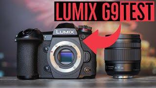 Panasonic Lumix G9 Test [Deutsch]: Erfahrungsbericht  & coole Features