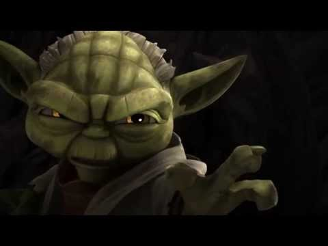 Star Wars: The Clone Wars - Yoda Vs. Dark Yoda [1080p] Mp3