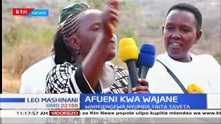Afueni kwa wajane Taita Taveta baada ya kujengewa nyumba