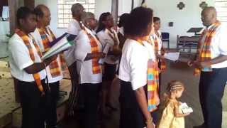 preview picture of video 'Chorale Cayenne Maestro Serge 3'