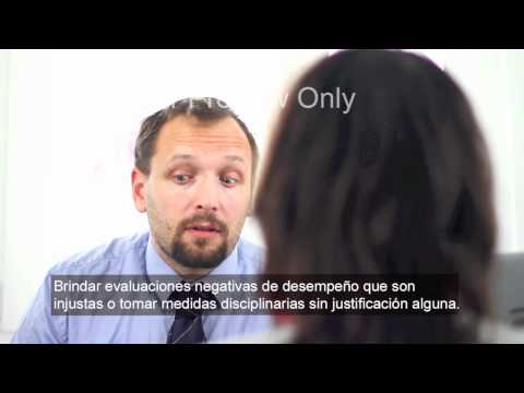 Workplace Bullying Prevention Made Simple Spanish Course ...