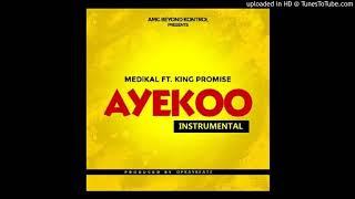 Medikal   Ayekoo (Instrumental) Ft. King Promise (Prod By OpkayBeatz)