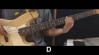Even Greater By Planetshakers (Bass Lesson WTABS)
