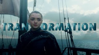 The Transformation of Arya Stark