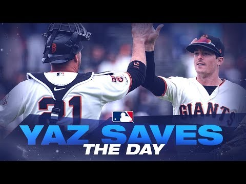 Yaz saves the day for the Giants!