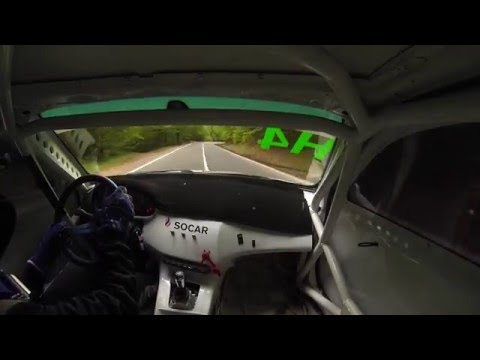 Alex MIREA - BMW M3 E46 - Trofeul Rasnov 2016