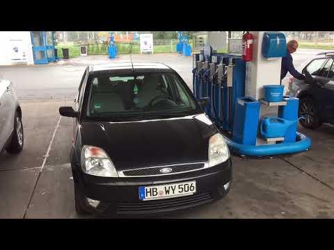 Ford fjuschn der Motor das 1.6 Benzin