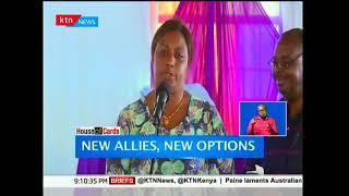 Malindi MP Aisha Jumwa pushes her weight behind DP William Ruto for 2022 race