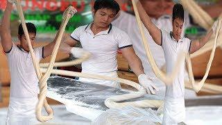 """Lộ diện """"sư tổ"""" của món mì kéo sợi kiểu Trung Quốc"""