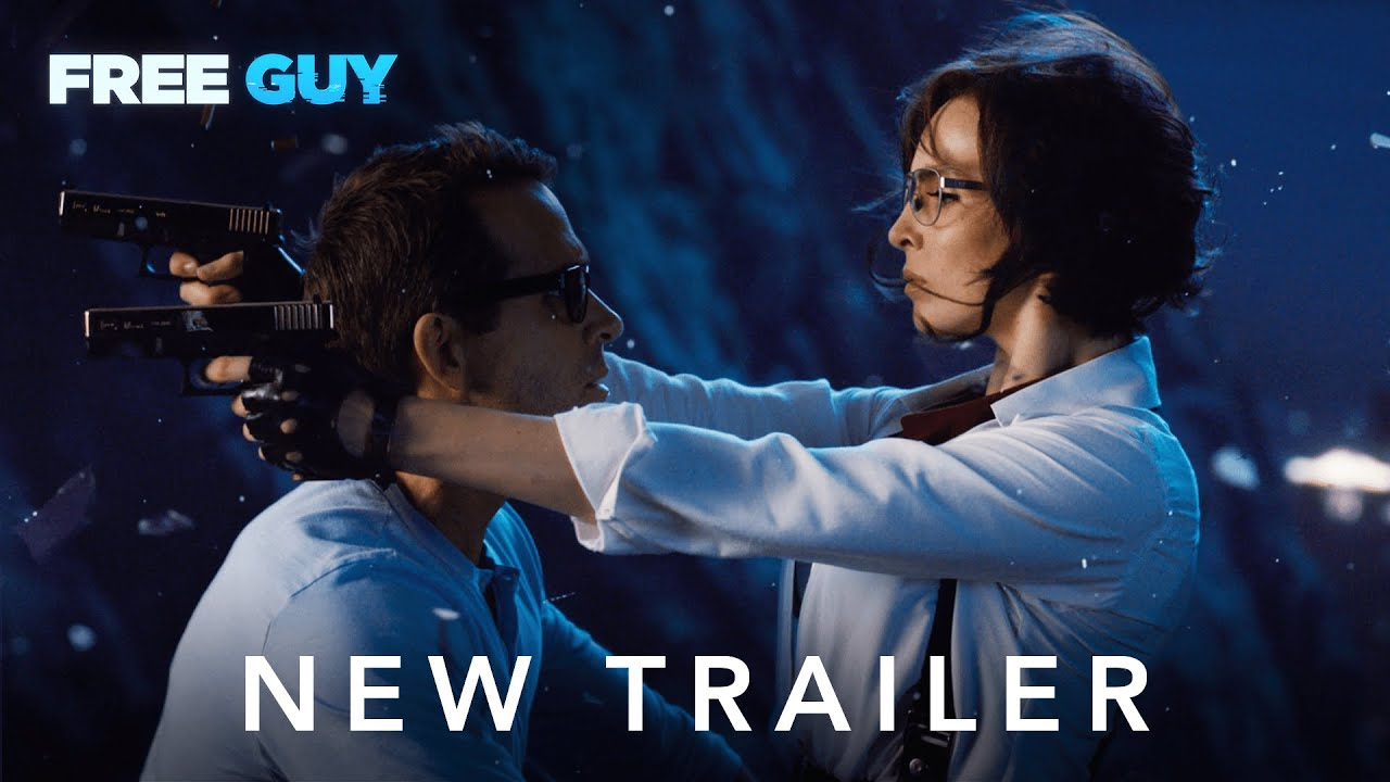 Free Guy Official Trailer