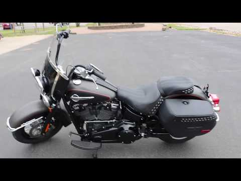 2018 Harley-Davidson Heritage Classic in Carroll, Iowa - Video 1