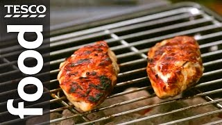 How to Start a Charcoal BBQ | Tesco Food